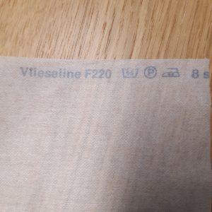 Vlieseline lightweight Interfacing