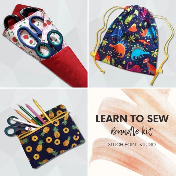 """Bundle kit - """"Bag collection"""""""